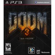 Doom 3 BFG Edition For PlayStation 3 PS3 Shooter - EE703427