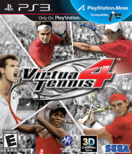 Virtua Tennis 4 For PlayStation 3 PS3 - EE703500