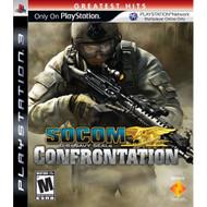 Socom US Navy Seals: Confrontation For PlayStation 3 PS3 - EE703535