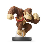 Donkey Kong Amiibo Super Smash Bros Series Figure - EE703546