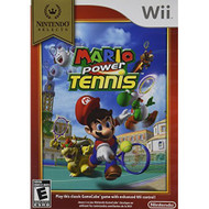 Mario Power Tennis Nintendo Selects For Wii - EE703614