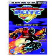 NFL Blitz 2000 Official Strategy Guide Brady Games Football - EE703673