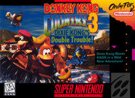 Donkey Kong Country 3: Dixie Kong's Double Trouble Nintendo Super NES - EE703703