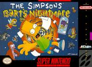 The Simpsons: Bart's Nightmare Nintendo Super NES For Super Nintendo - EE703747