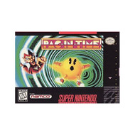 Pac-In-Time For Super Nintendo SNES - EE703755