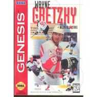 Wayne Gretzky And The NHLPA All-Stars For Sega Genesis Vintage Hockey - EE703850
