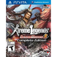 Dynasty Warriors 8: Xtreme Legends Complete Edition PlayStation Vita - EE703858