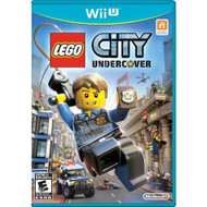 Lego City: Undercover For Wii U - EE704072