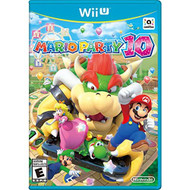 Mario Party 10 For Wii U With Manual And Case - EE704073