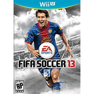 FIFA Soccer 13 For Wii U With Manual And Case - EE704074