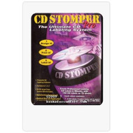CD Stomper Pro The Ultimate CD Labeling System Software - EE704175