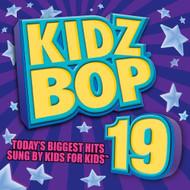 Kidz Bop 19 By Kidz Bop Kids On Audio CD Album 2011 - EE704186