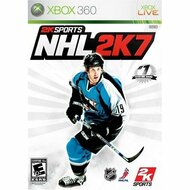 NHL 2K7 For Xbox 360 Hockey - EE704478