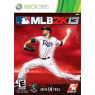 MLB 2K13 For Xbox 360 Baseball - EE704488