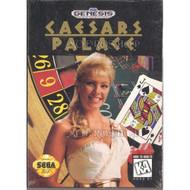 Caesars Palace For Sega Genesis Vintage - EE704512