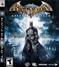 Batman: Arkham Asylum For PlayStation 3 PS3 - EE704568