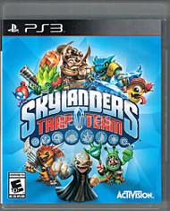 Skylanders Trap Team Replacement Game Only For PS3 For PlayStation 3 - EE704631