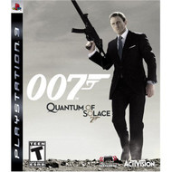 007 Quantum Of Solace For PlayStation 3 PS3 Shooter - EE704637
