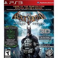 Batman: Arkham Asylum Game Of The Year Edition For PlayStation 3 PS3 - EE704643