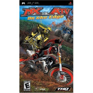 MX Vs ATV On The Edge Sony For PSP UMD With Manual And Case - EE704767