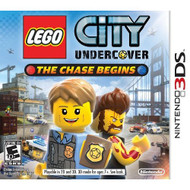 Lego City Undercover: The Chase Begins Nintendo For 3DS With Manual - EE704810