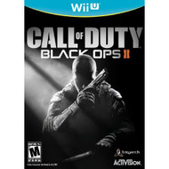 Call Of Duty: Black Ops II For Wii U COD Shooter With Manual and Case - EE704827