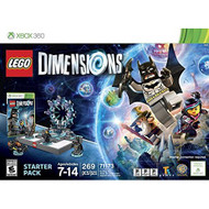 Lego Dimensions Starter Pack For Xbox 360 1000534190 - EE704860