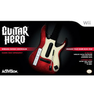 Guitar Hero 5 Stand-Alone Guitar For Wii Red 96071 - EE704982