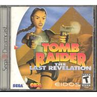Tomb Raider: The Last Revelation For Sega Dreamcast - EE705010