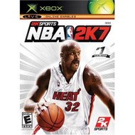 NBA 2K7 Xbox For Xbox Original Basketball - EE705025