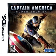 Captain America: Super Soldier For Nintendo DS DSi 3DS 2DS - EE705044