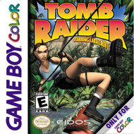 Tomb Raider On Gameboy Color - EE705147