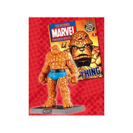 The Classic Marvel Figurine Collection #4 The Thing Toy - EE705232