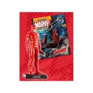 Classic Marvel Figurine Collection Magazine #13 Daredevil Toy - EE705235