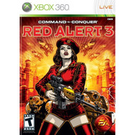 Command And Conquer: Red Alert 3 For Xbox 360 Strategy - EE705317