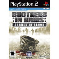 Brothers In Arms: Earned In Blood PS2 For PlayStation 2 With Manual - EE705586