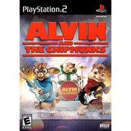 Alvin And The Chipmunks For PlayStation 2 PS2 With Manual and Case - EE705590
