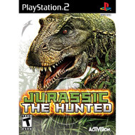 Jurassic: The Hunted For PlayStation 2 PS2 Shooter With Manual and - EE705594