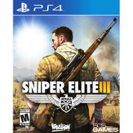 Sniper Elite III Standard Edition For PlayStation 4 PS4 Shooter - EE705624