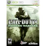 Call Of Duty 4: Modern Warfare For Xbox 360 COD Shooter - EE705794