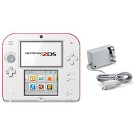 Nintendo 2DS With AC Adapter - ZZ705806