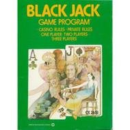 Blackjack For Atari Vintage - EE705873
