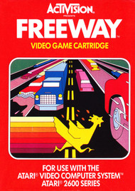 Freeway For Atari Vintage - EE705880