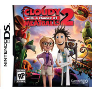 Cloudy Chance Meatballs 2 For Nintendo DS DSi 3DS 2DS With Manual and - EE705896