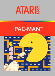 Pac-Man For Atari Vintage Arcade - EE705918