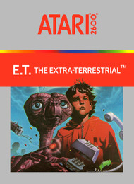 Et The Extra-Terrestrial For Atari Vintage - EE705924