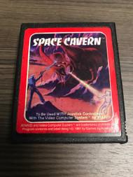 Space Cavern For Atari Vintage - EE705922
