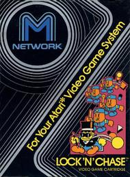 Lock 'N' Chase For Atari Vintage - EE705932