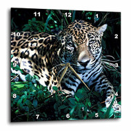 3DROSE Dpp 37630 1 Jaguar Endangered Species Belize Rainforest Wall - EE690968