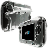 Clear Crystal Hard Skin Case Cover For Gamepad Controller For Wii U - EE706070